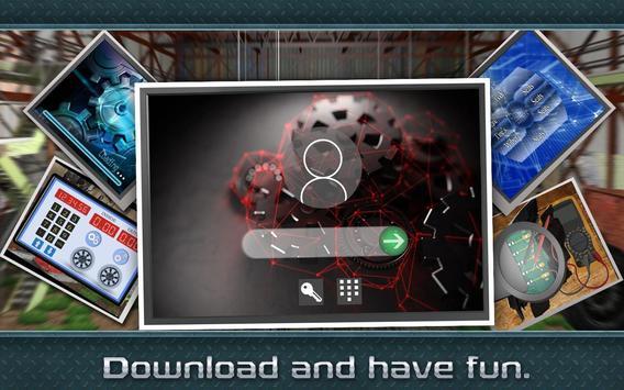 Escape Puzzle: Car Mechanic screenshot 1