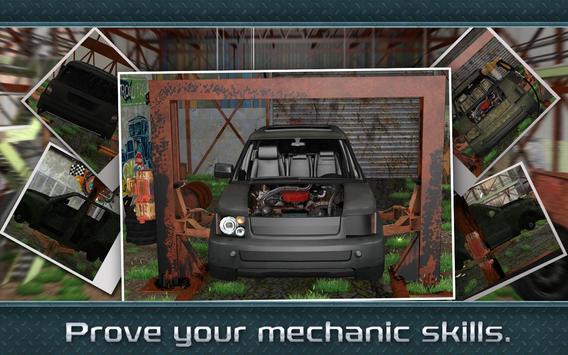 Escape Puzzle: Car Mechanic screenshot 3