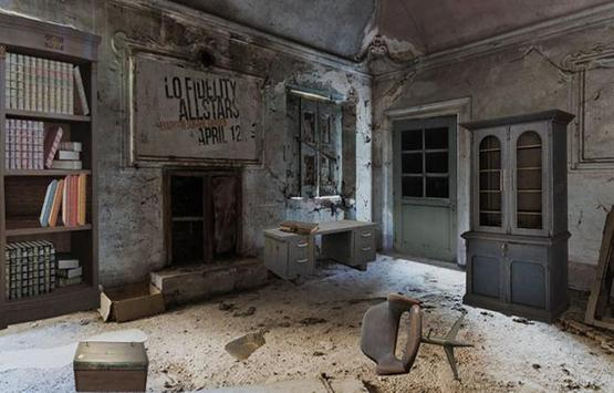 Escape Puzzle: Dilapidated House screenshot 2