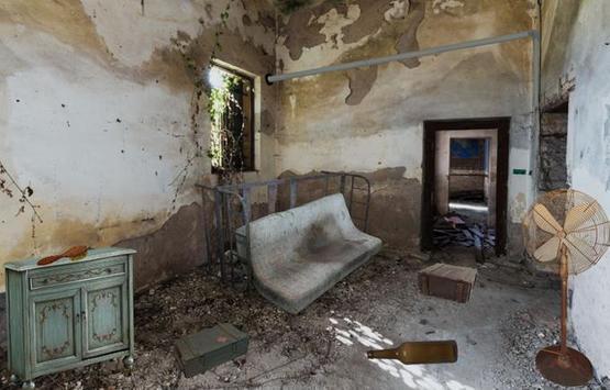 Escape Puzzle: Dilapidated House screenshot 5
