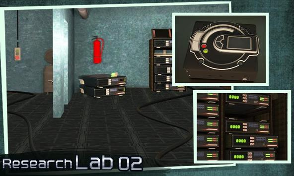 Escape Puzzle: Research Lab 2 screenshot 1