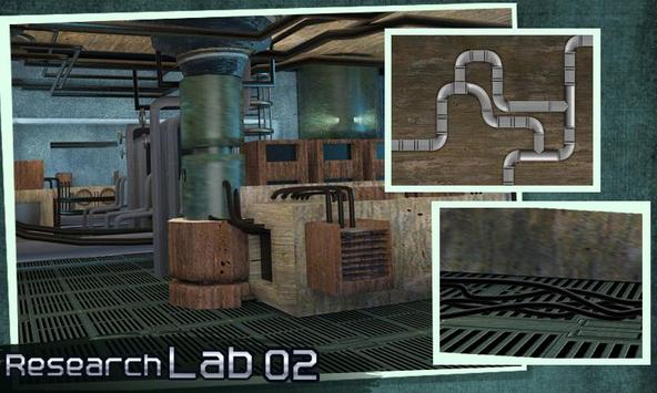 Escape Puzzle: Research Lab 2 screenshot 4