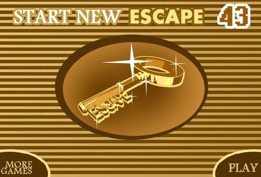 START NEW ESCAPE 043 poster