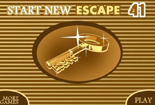 START NEW ESCAPE 041 poster