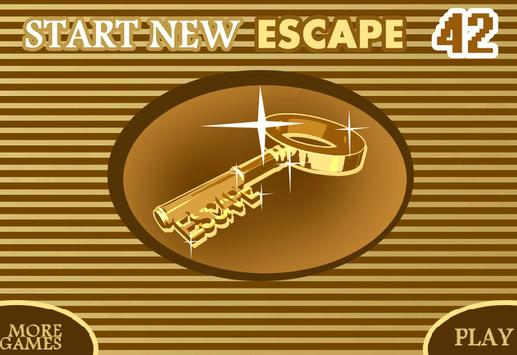 START NEW ESCAPE 042 poster