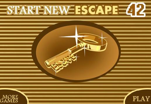 START NEW ESCAPE 042 apk screenshot