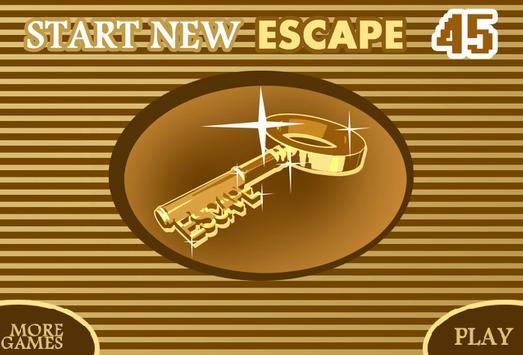 START NEW ESCAPE 045 apk screenshot