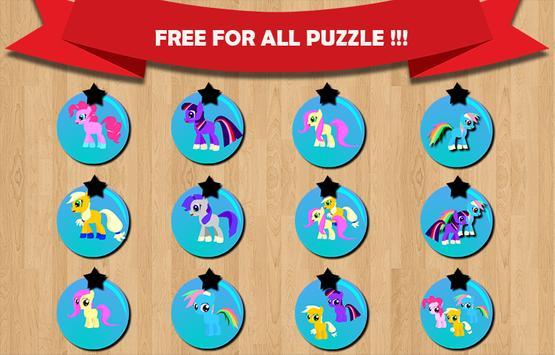 Pony Real Jigsaw Puzzle screenshot 5