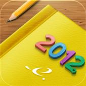 Programa de Atividades 2012 icon