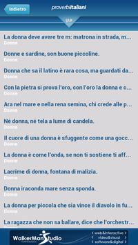 Proverbi Italiani apk screenshot