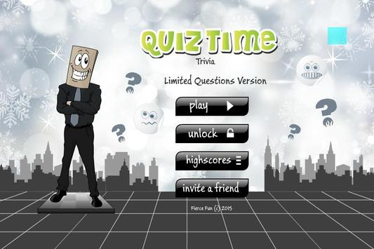 Quiz Time Trivia apk screenshot
