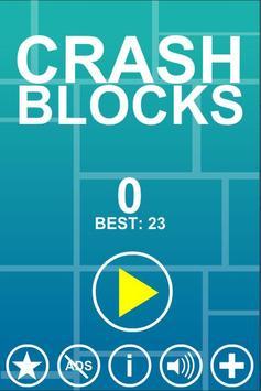 Crash Blocks Free poster