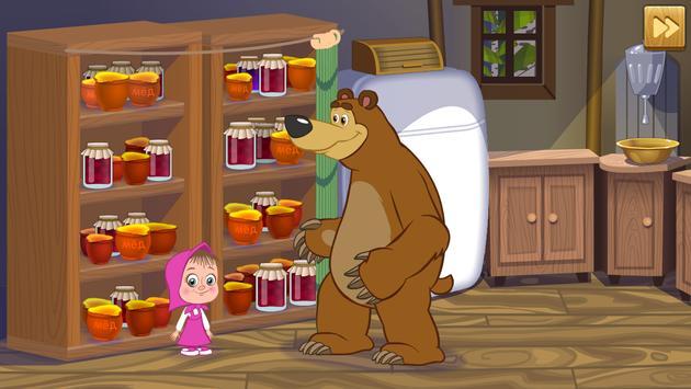 Маша и Медведь: Мороженое apk screenshot