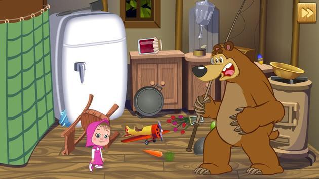 Маша и Медведь: Что лишнее? apk screenshot