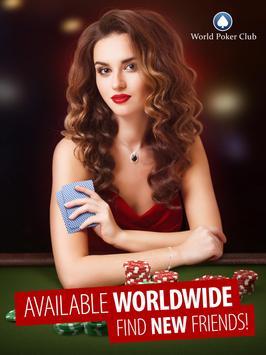 Poker Game: World Poker Club постер