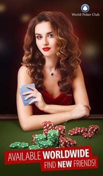 Poker Game: World Poker Club скриншот приложения