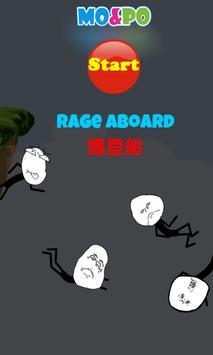 board poster