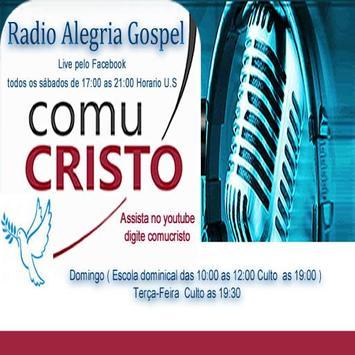 Radio Alegria Gospel poster