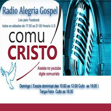 Radio Alegria Gospel screenshot 2