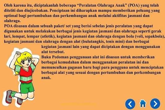 POA Raket Kayu apk screenshot