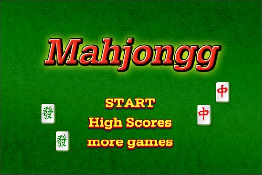 Mahjongg apk screenshot