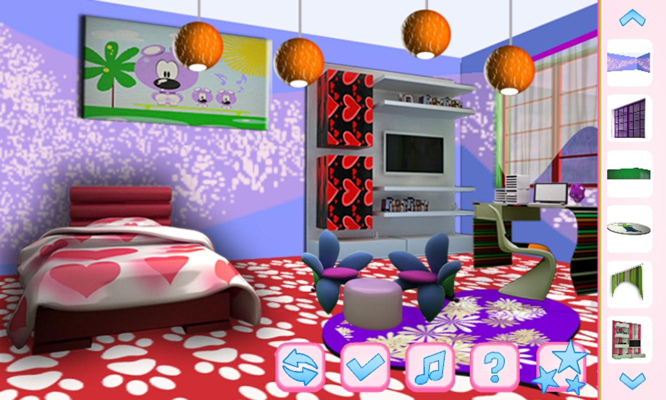 Realistic room design apk download free casual game for for Realistic house design games