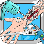 ikon Real Surgery Hospital Game