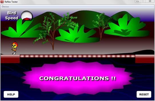 Reflex Tester Lite apk screenshot