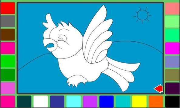childrens coloring game screenshot 2