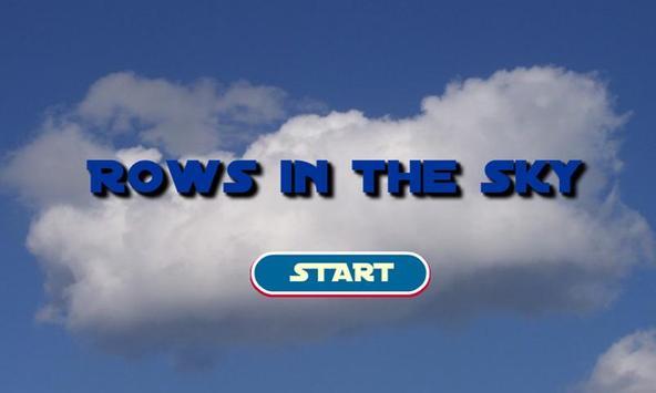 Rows in the Sky apk screenshot