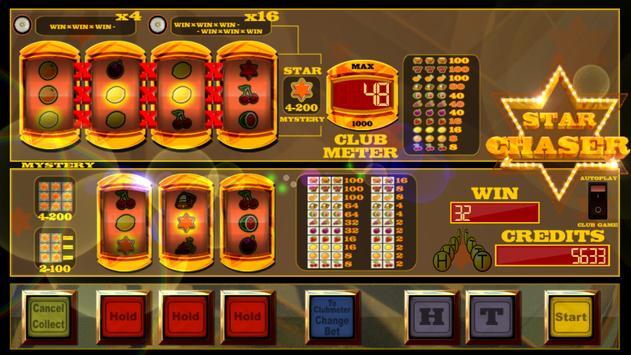 slot machine star chaser screenshot 4