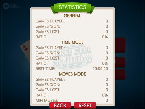 FreeCell Solitaire screenshot 5