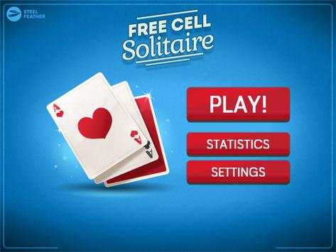 FreeCell Solitaire screenshot 12