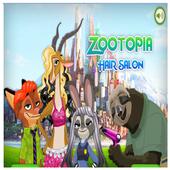 Zootopia Hair Salon icon