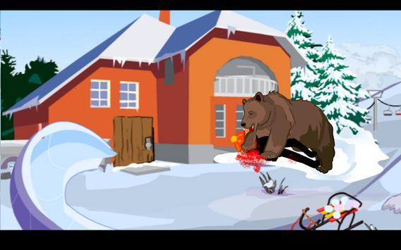 Stickman Blood and Snow apk screenshot