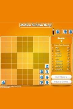Matica Sudoku Drops apk screenshot