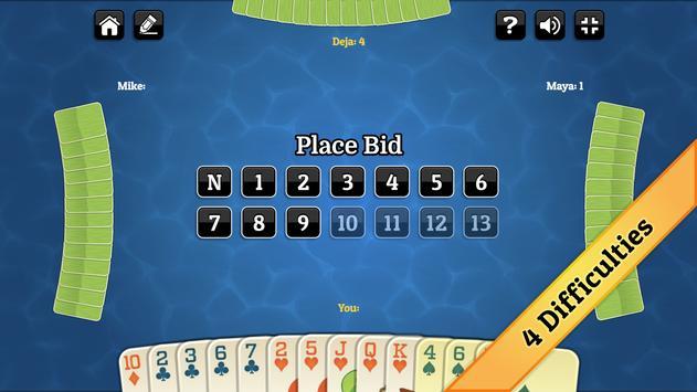 Summer Spades screenshot 3