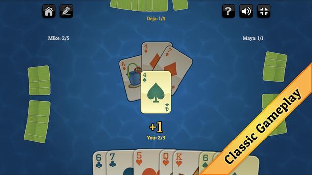 Summer Spades screenshot 2