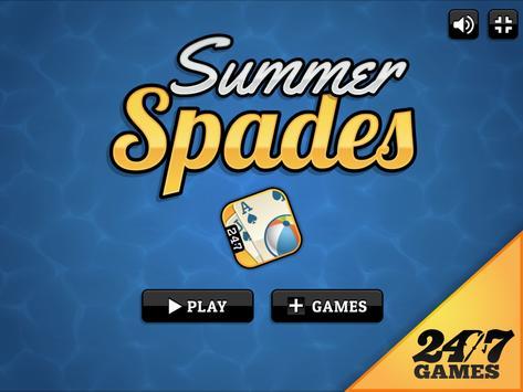 Summer Spades screenshot 5