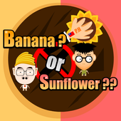 Banana or Sunflower? icon