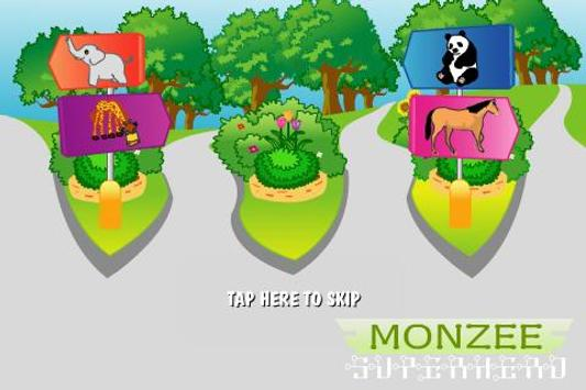Monzee Superhero apk screenshot