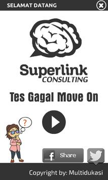Tes Gagal Move On poster