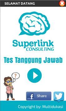 Tes Tanggung Jawab poster