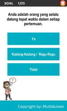 Tes Tanggung Jawab apk screenshot