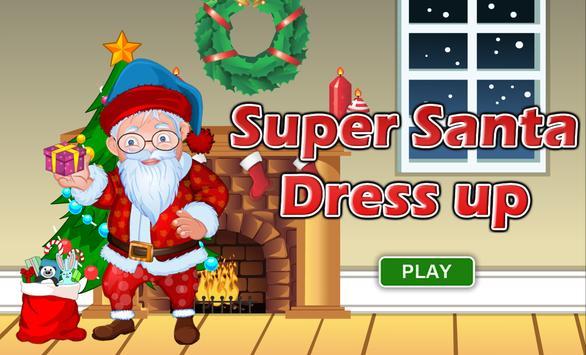 Super Santa Dress up apk screenshot