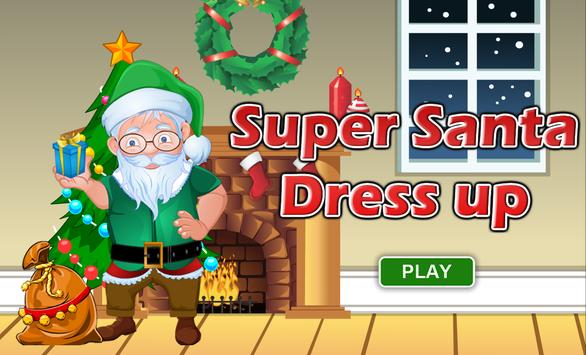 Super Santa Dress up apk screenshot