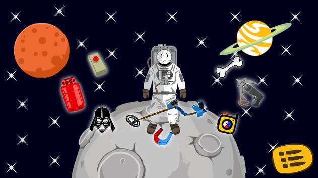 Stickman Escape - The Space Battle Epic Death poster