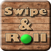 Swipe And Roll the Ball icon