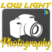 Low Light Photography icon