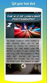 Low Light Photography screenshot 11